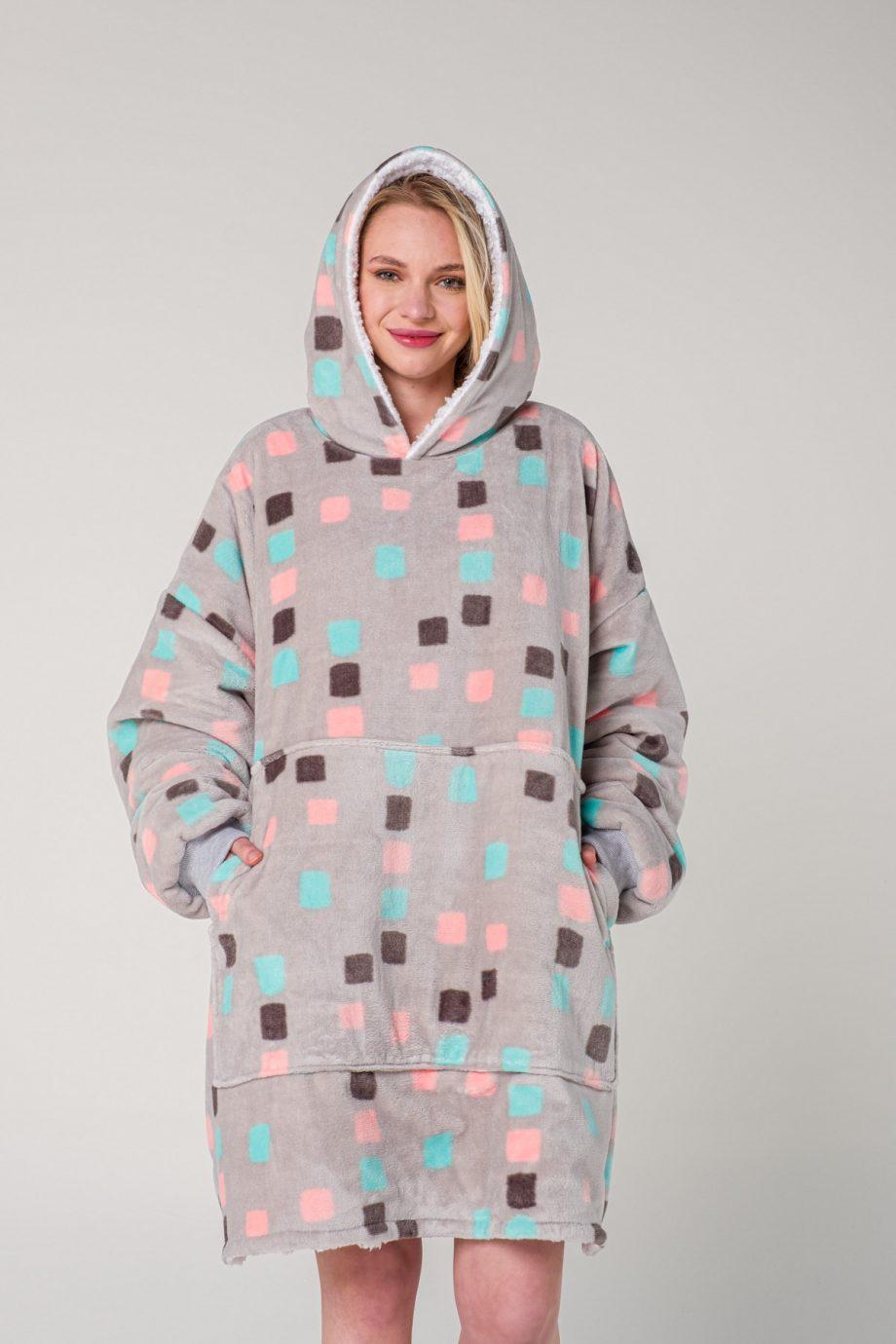 Star Trek Cozy Hoodie Blanket